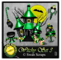 Witchy Set 3