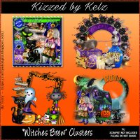 Witches Brew Cluster Pack