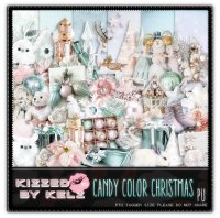 Candy Color Christmas