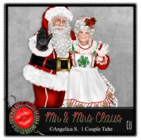 Mr and MrsClaus