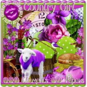 Country Girl 1