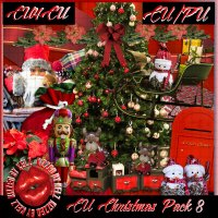 CU Christmas Pack 8