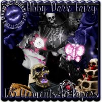 Abby Dark Fairy
