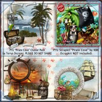 Pirate Cove Cluster Pack