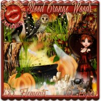 Blood Orange Woods