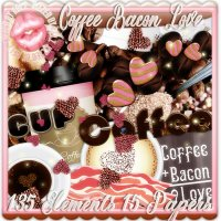 Coffee Bacon Love