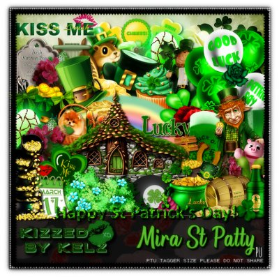 Mira St. Patty