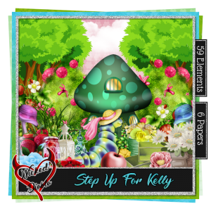 Wicked Diabla Step Up for Kelly Kit 2