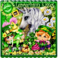 Leprechaun Kisses
