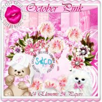 October Pink