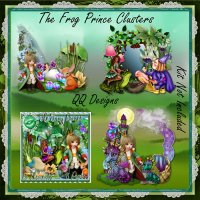 The Frog Prince Clusters