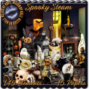 Spooky Steam
