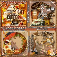 Marshmallow Pumpkin Latte Cluster Pack
