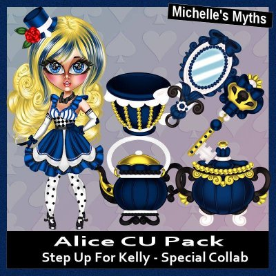 Michelles's Myth CU Pack