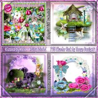 Fairy World Cluster Pack